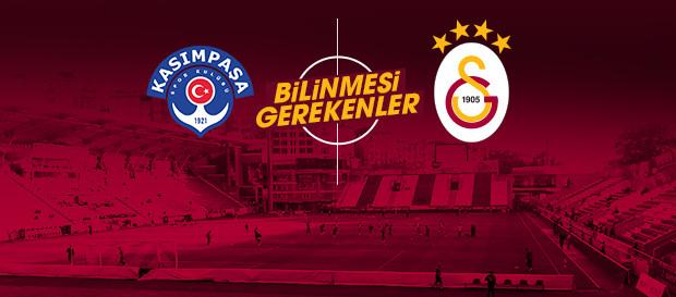 Opta Facts | Kasımpaşa - Galatasaray