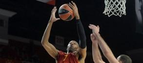 Galatasaray Odeabank 75–67 UNICS Kazan