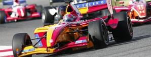 Superleague Formula Zolder Yarışı İçin Belçika'da
