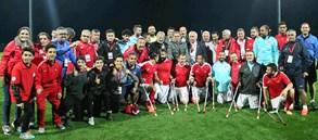 Başkan Dursun Özbek'ten finale davet