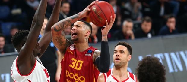 Galatasaray Doğa Sigorta 79-91 Monaco