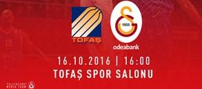 Maça Doğru   Tofaş – Galatasaray Odeabank