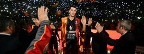 Son Şampiyon Galatasaray LH Ligde Normal Sezonu 4. Tamamladı