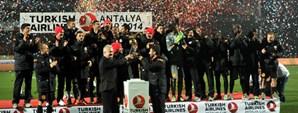 Turkish Airlines Antalya Cup Galatasaray'ın