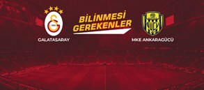 Opta Facts | Galatasaray - MKE Ankaragücü