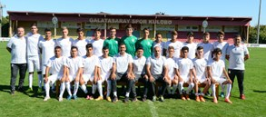 U16 Takımı Krasnodar'da