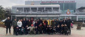 VK JUG U13 Erkek Takımı Kalamış'ta kamp yaptı
