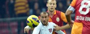Galatasaray 1-1 Gaziantepspor