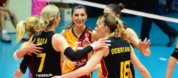 Beylikdüzü Voleybol İhtisas 0-3 Galatasaray