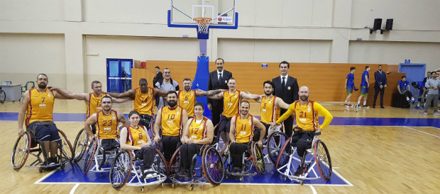 IWBF Şampiyonlar Ligi turnuvası başlıyor