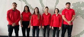 6 judocumuz Büyükler Avrupa Şampiyonası'nda mücadele edecek