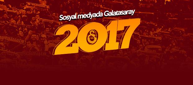Sosyal medyanın zirvesi Galatasaray'ın