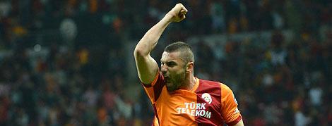 Galatasaray 3 - 2 Gençlerbirliği