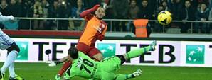 Kayseri Erciyesspor 1 - 3 Galatasaray
