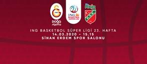 Maça Doğru | Galatasaray Doğa Sigorta - Pınar Karşıyaka