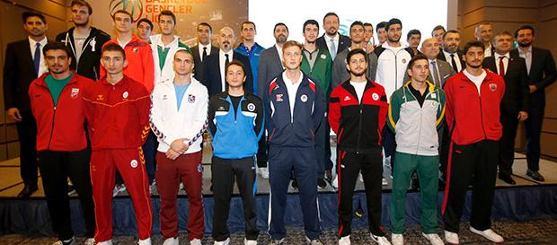 Basketbol Gençler Ligi tanıtımı yapıldı