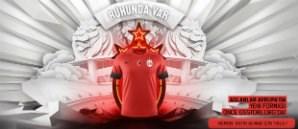 Galatasaray'ın Üçüncü Forması Satışta!