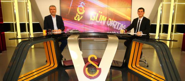 Ömer Yalçınkaya Galatasaray Televizyonu'na konuk oldu