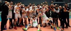 Galatasaray HDI Sigorta 3-1 İstanbul BBSK