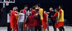EWE Baskets Oldenburg maçı öncesi açıklamalar