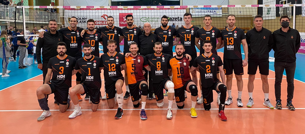 Gwadia 3-1 Galatasaray HDI Sigorta