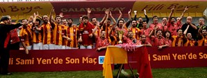 Ali Sami Yen'deki Son Maçı Galatasaray Taraftarı Yaptı