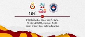 Maça Doğru   Galatasaray Nef - Bahçeşehir Koleji
