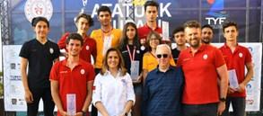 TYF 100. Yıl Atatürk Kupası Yarışları'nda dereceler