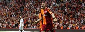 Galatasaray 2 - 1 Kayseri Erciyesspor