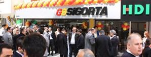 GSSigorta HDI İkinci Acentesi İzmir'de Açıldı