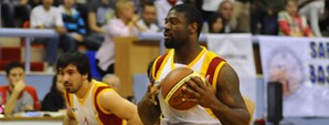 C.D. Once Andalucia 53 – Galatasaray 80
