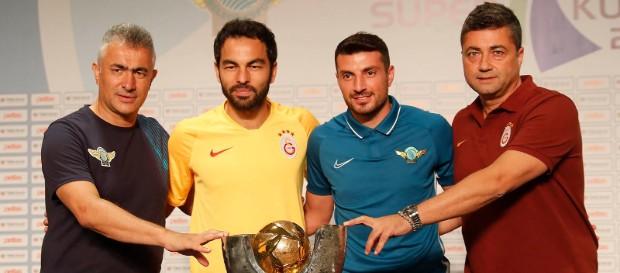 TFF Süper Kupa basın toplantısı düzenlendi