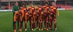Galatasaray U17 2-0 Beşiktaş U17