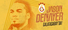 Jason Denayer Galatasaray'da