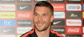 Lukas Podolski'den Açıklamalar
