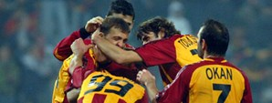 Galatasaray: 3 - Liverpool: 2