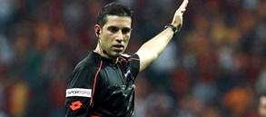 Sivasspor maçının hakemi Palabıyık