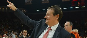 "Ergin Ataman: ""EuroLeague'de biz de varız"""