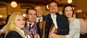 Başantrenörümüz Ergin Ataman'ın Mesajı