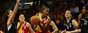 Mersin BŞB. 77 - Galatasaray 68
