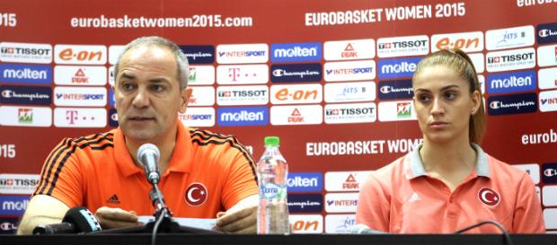 Türkiye Avrupa Şampiyonası'nda İkinci Tura Yükseldi