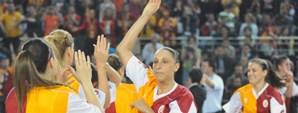 Maça Doğru: ZVVZ USK Prague - Galatasaray Medical Park