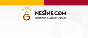 Galatasaray Futbol Takımımızın kol sponsoru Nesine.com oldu