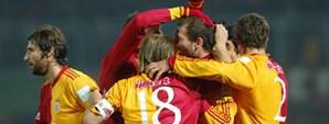 Konyaspor 0 - 1 Galatasaray