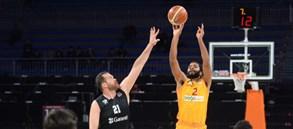 Galatasaray Doğa Sigorta 64 - 80 Darüşşafaka Tekfen