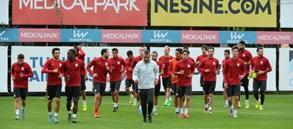 Panthrakikos Maçı Kadrosu Belli Oldu