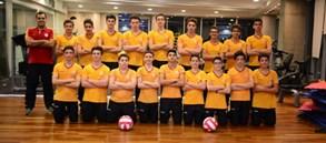 Sutopu U15 Erkek Takımımız 1. Lig 2. Devre müsabakalarını lider tamamlandı