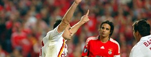 Benfica 0 - Galatasaray 2