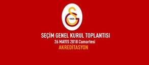 AKREDİTASYON | Seçim Genel Kurul Toplantısı