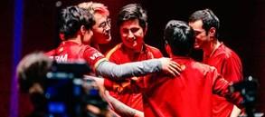 Wolfteam Türkiye Kupası'nda şampiyon Galatasaray Espor